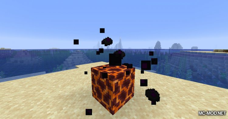 Dracomelette mod for Minecraft (8)