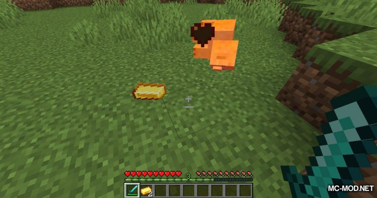 Easy Enchanted Golden Apple Recipe mod for Minecraft (13)