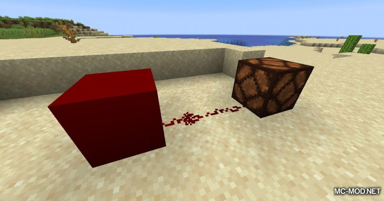 Easy Redstone Extras mod for Minecraft (2)