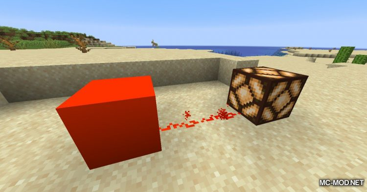 Easy Redstone Extras mod for Minecraft (3)
