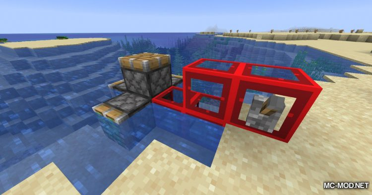 Easy Redstone Extras mod for Minecraft (5)