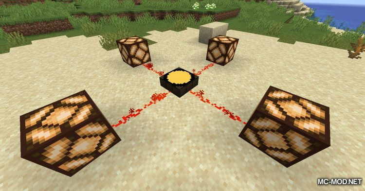 Easy Redstone Extras mod for Minecraft (9)