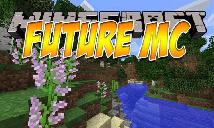 Future MC mod for Minecraft logo