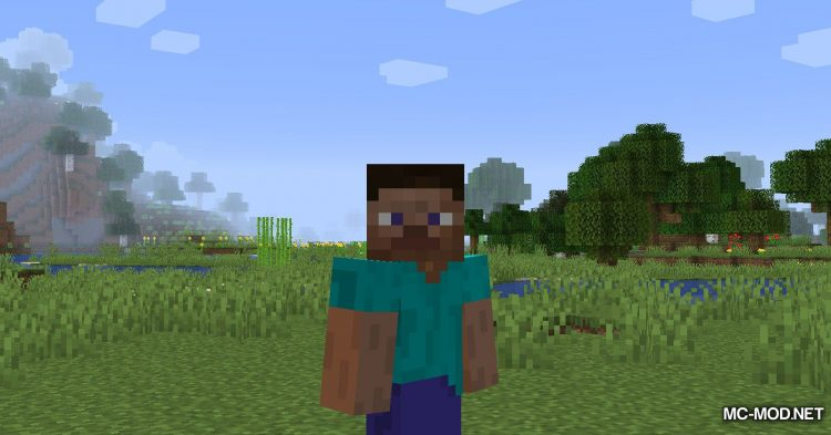 Give Me Hats mod for Minecraft (2)