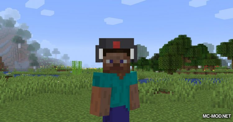Give Me Hats mod for Minecraft (4)