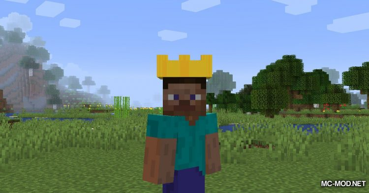 Give Me Hats mod for Minecraft (6)