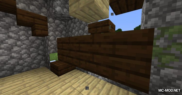 GravityBlock mod for Minecraft (8)
