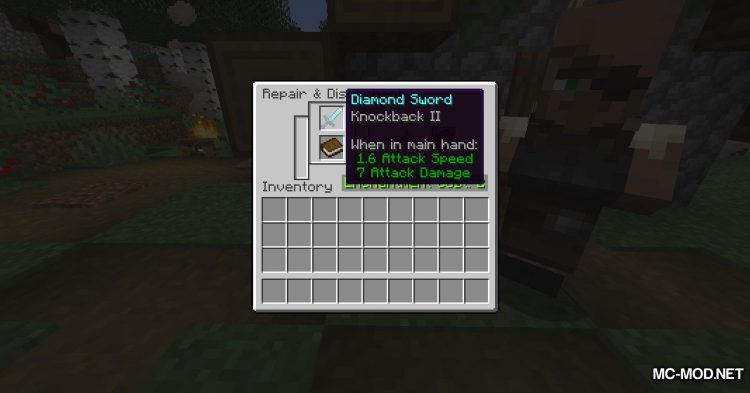 Grind Enchantments mod for Minecraft (3)