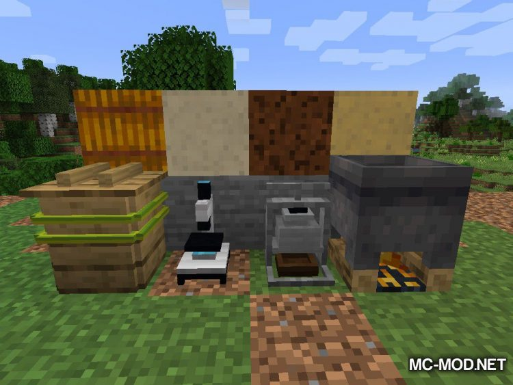 Japanese Food Mod mod for Minecraft (14)