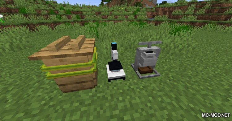 Japanese Food Mod mod for Minecraft (9)
