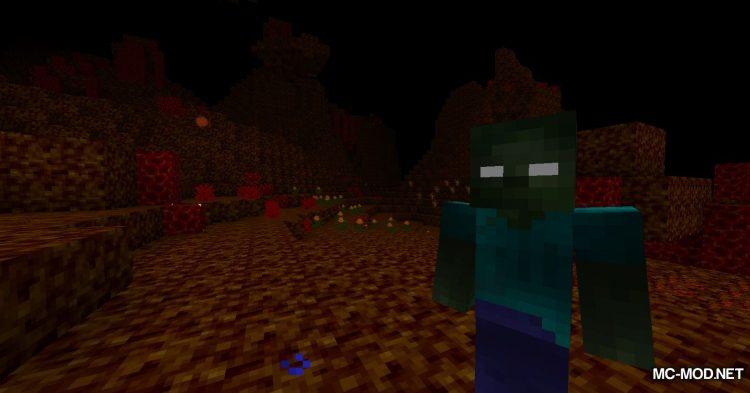 More Zombies mod for Minecraft (12)