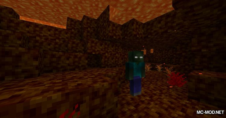 More Zombies mod for Minecraft (14)
