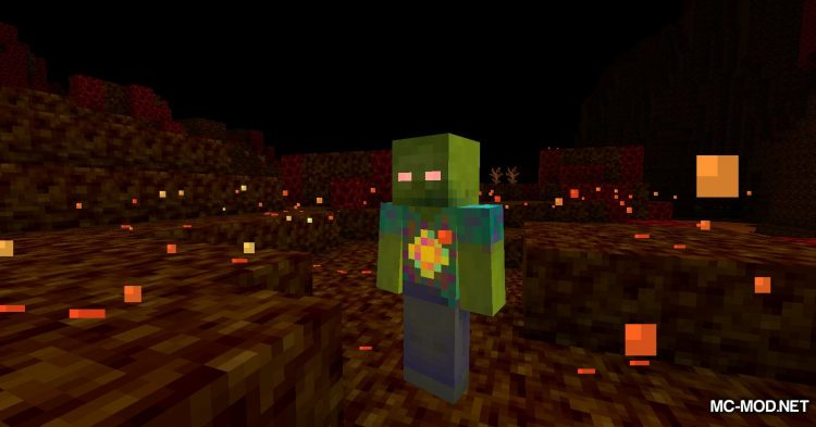 More Zombies mod for Minecraft (18)
