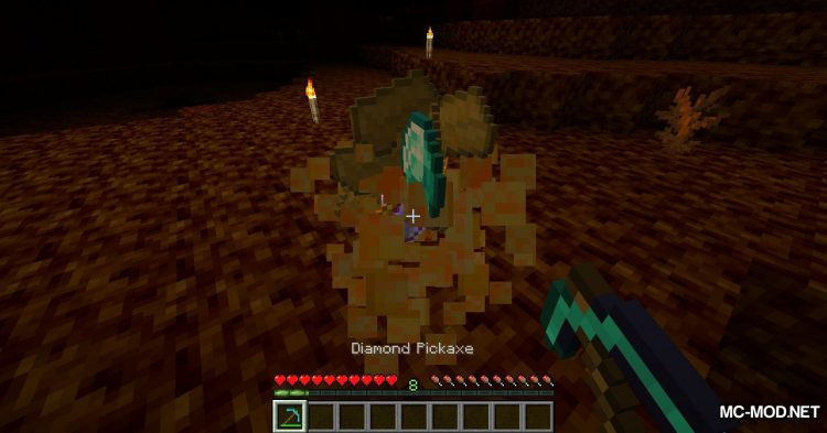 More Zombies mod for Minecraft (25)