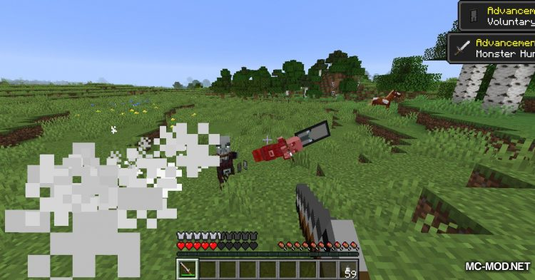Musket Mod mod for Minecraft (11)