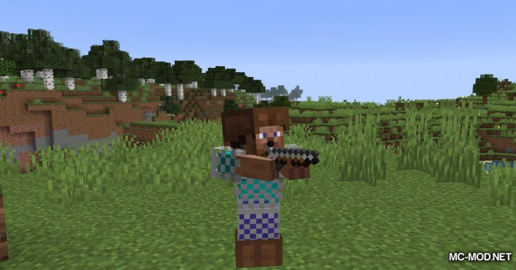 Musket Mod mod for Minecraft (17)