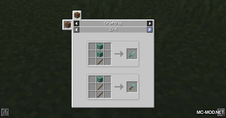 Other Stone Pickaxe mod for Minecraft (10)