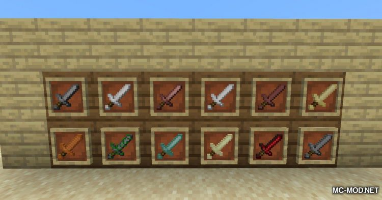 Other Stone Pickaxe mod for Minecraft (11)