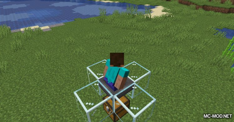 Player Succ mod for Minecraft (9)