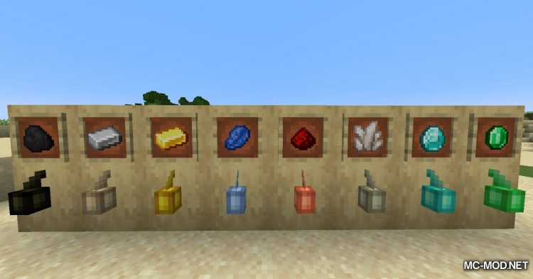 Simply Beans mod for Minecraft (6)
