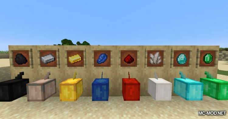 Simply Beans mod for Minecraft (7)