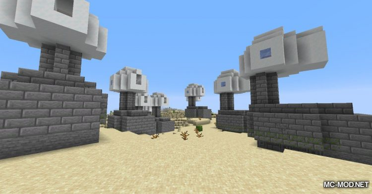 Structure Generator mod for Minecraft (10)