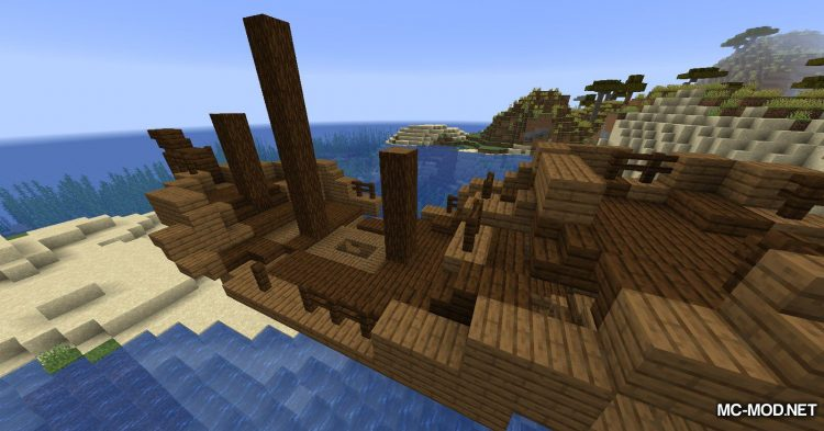 Structure Generator mod for Minecraft (13)
