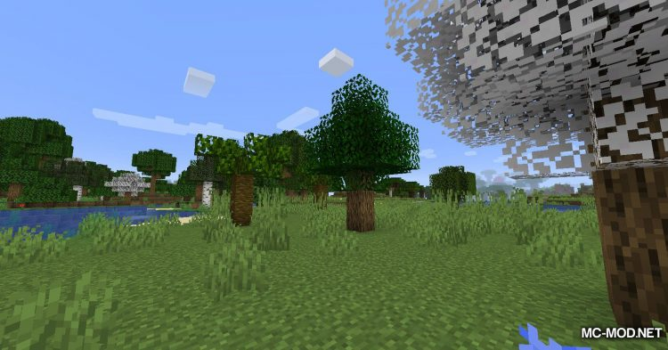 TreeZ mod for Minecraft (13)