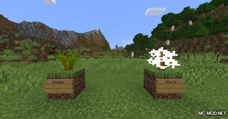 TreeZ mod for Minecraft (6)