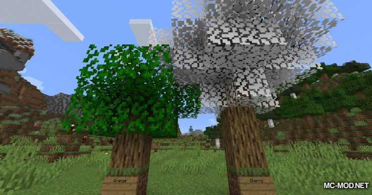 TreeZ mod for Minecraft (7)