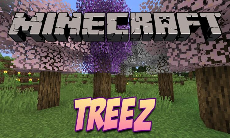 TreeZ mod for Minecraft logo