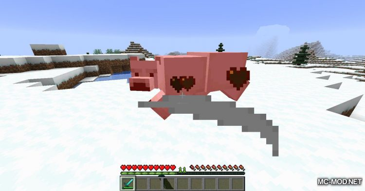 Wandering Trapper mod for Minecraft (7)