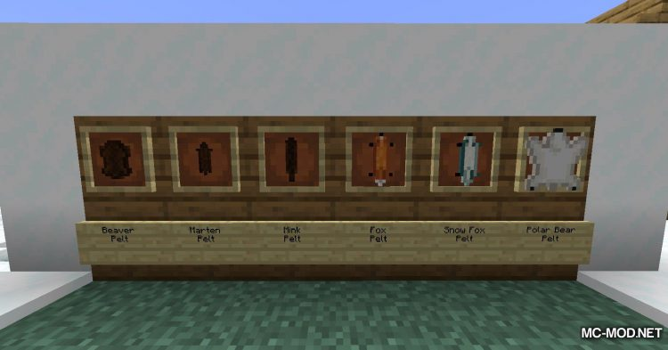 Wandering Trapper mod for Minecraft (8)