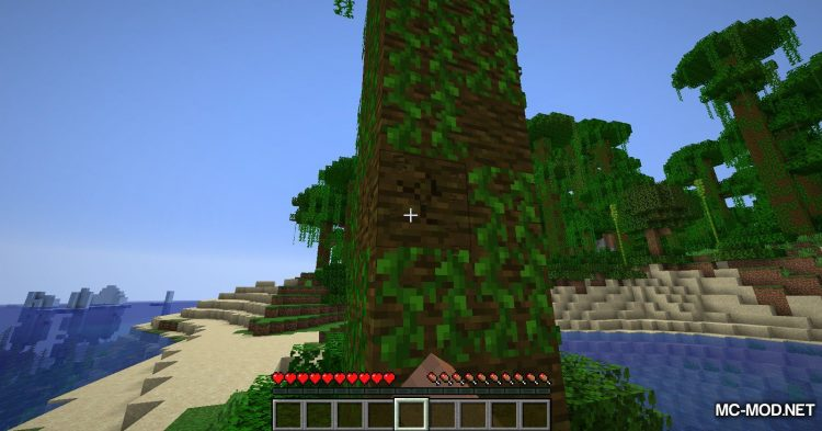 Yet Another ChopDown Mod mod for Minecraft (6)