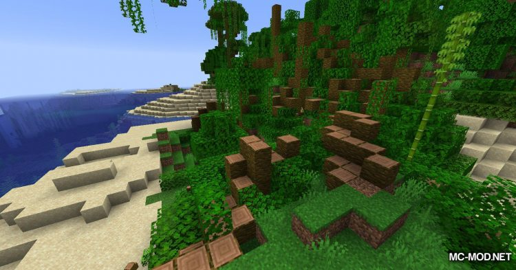 Yet Another ChopDown Mod mod for Minecraft (8)