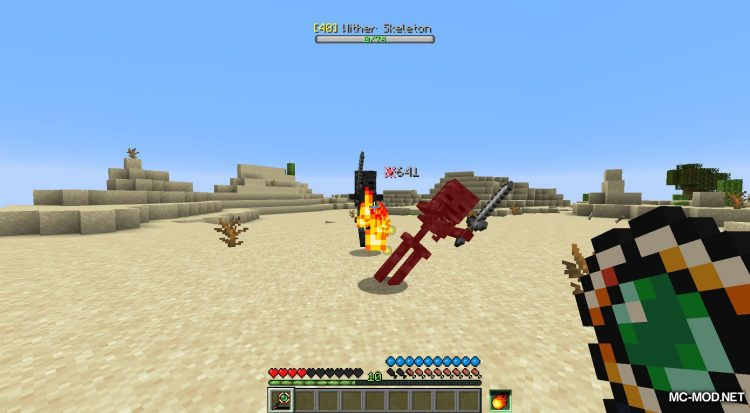 Age of Exile mod for Minecraft (18)