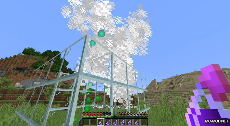 Balance of Exile mod for Minecraft (7)