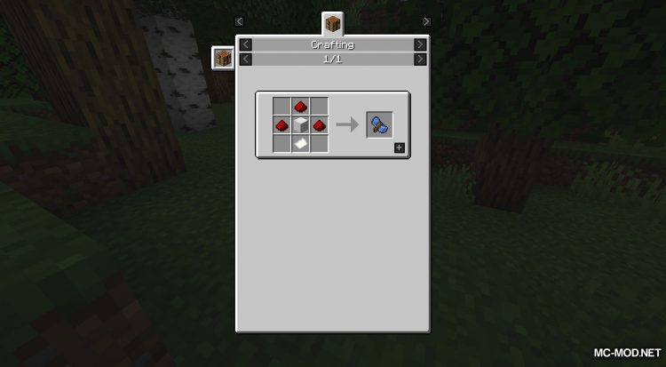 Craftable Ultilities mod for Minecraft (3)