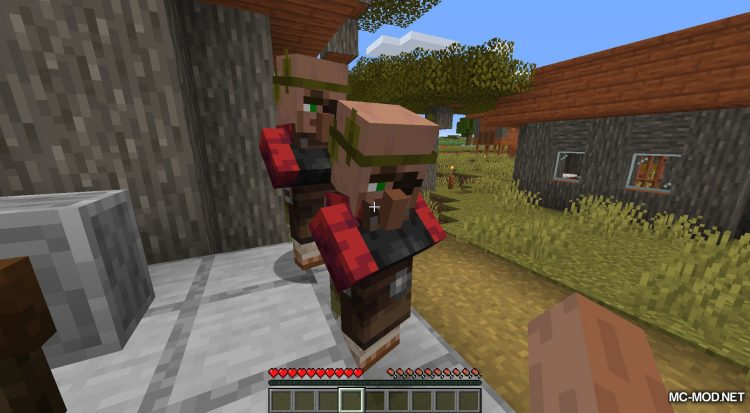 Easy Villager mod for Minecraft (2)