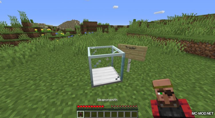 Easy Villager mod for Minecraft (5)