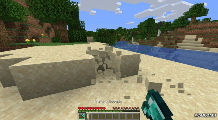 Extended Diamond mod for Minecraft (7)