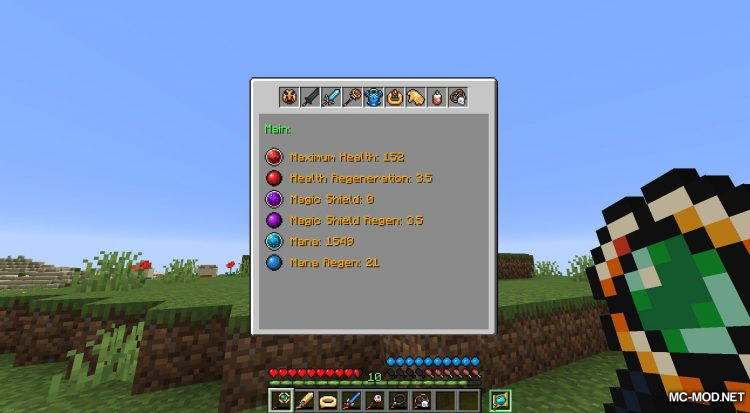 Library of Exile mod for Minecraft (10)