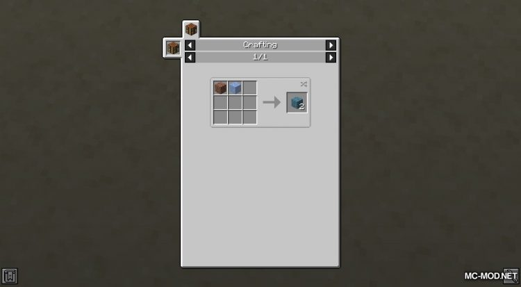 Anomaly mod for Minecraft (1)