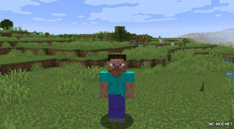 Crawl mod for Minecraft (2)