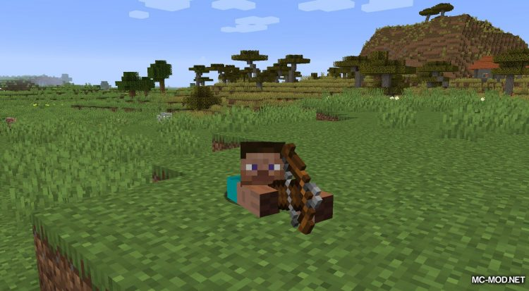 Crawl mod for Minecraft (5)