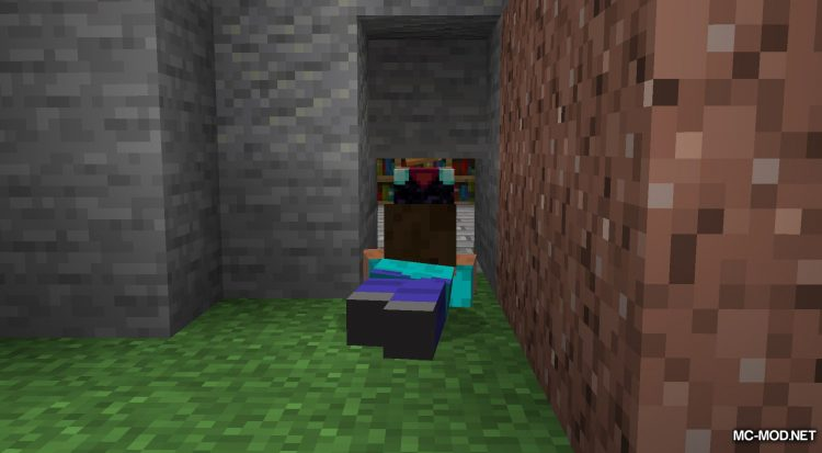 Crawl mod for Minecraft (9)