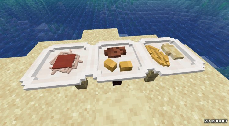 Delicious Dishes mod for Minecraft (13)