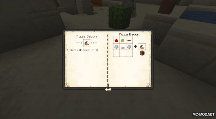 Delicious Dishes mod for Minecraft (5)