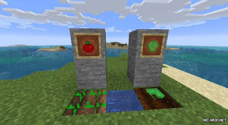 Delicious Dishes mod for Minecraft (9)