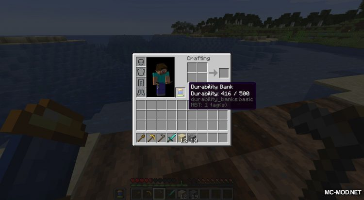 Durability Banks mod for Minecraft (13)